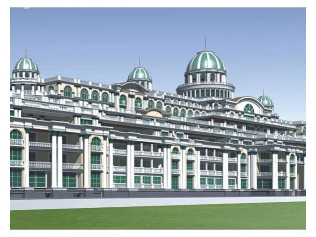 Kempinski Hotel Emerald Palace