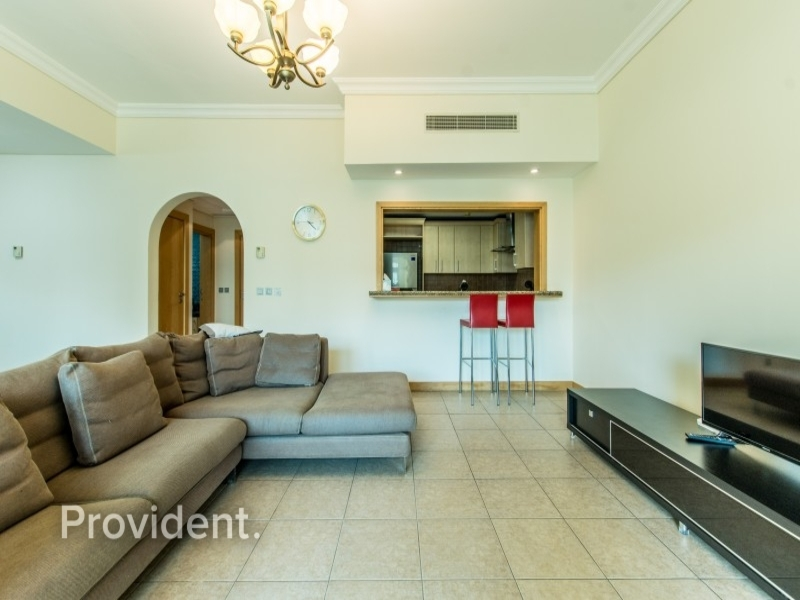 6 CHEQUES | Riva Beach | Fully Furnished | Vacant