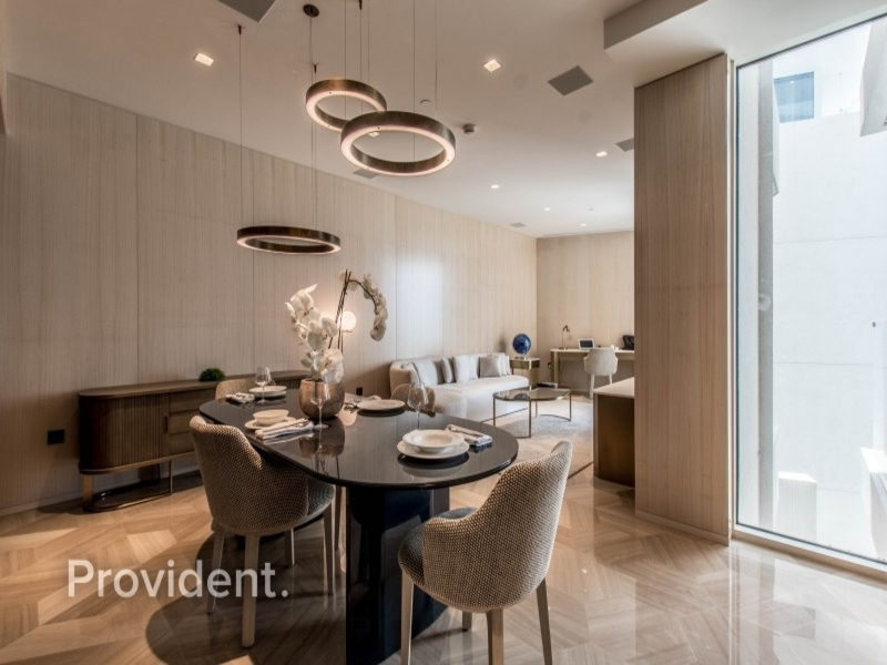 Luxury Furnished, High Floor, Sea and Pool View