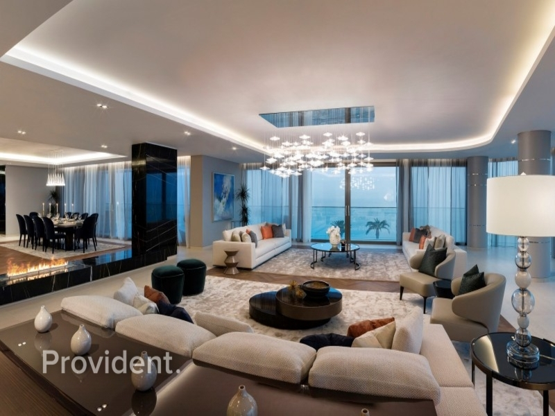 Duplex Penthouse | Outdoor Terrace with 360 Views