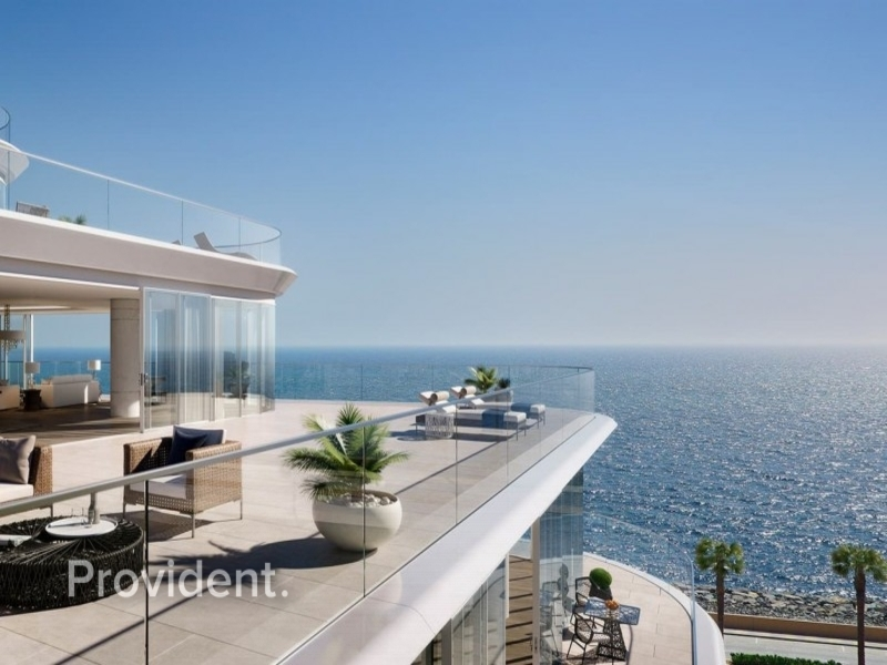 Full Sea Views | Super Luxurious Penthouse